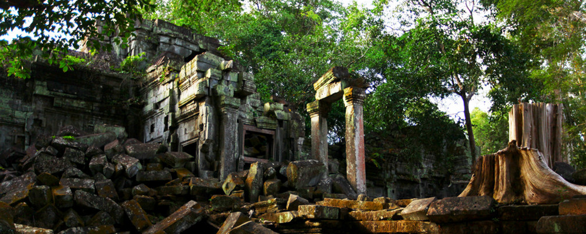 Jungle Temples Tour